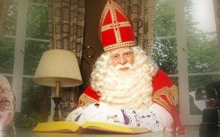 De Sint is weer in het land!